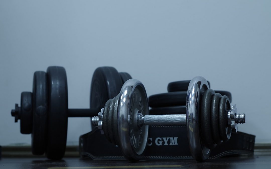 Get started lifting weights at home -- It's easier than you think!