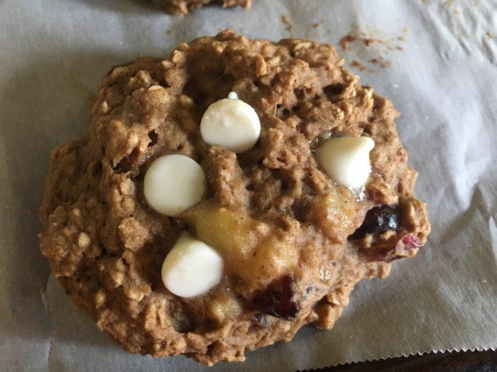Quick & Easy Protein Breakfast Cookies